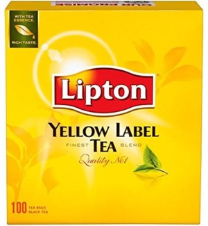 LIPTON TEA #9339 YELLOW LABEL