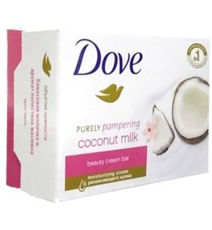 DOVE BAR SOAP #6584 COCONUT MILK