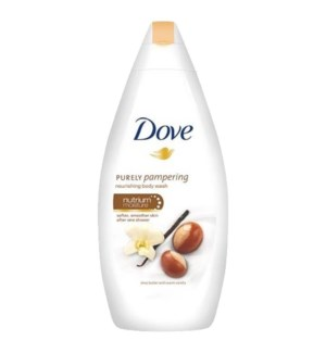 DOVE BODY WASH #9319 PAMPERING SHEA BUTTER