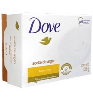 DOVE BAR SOAP #76130 ARGAN OIL