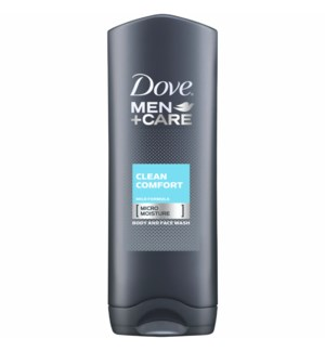 DOVE BODY FACE WASH #1782 CLEAN COMFORT