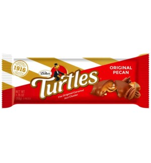 KING SIZE TURTLES CANDY BARS