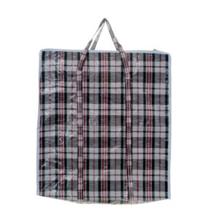 PLASTIC TOTE #9473 REGULAR LAUNDRY BAG