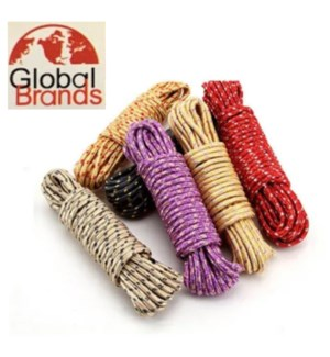 GLOBAL #G94190 CLOTHES ROPE
