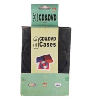 GL #3DVDBOX CD/DVD CASES
