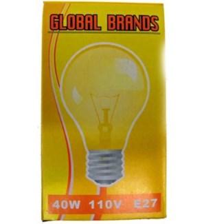 COLOR LIGHT BULBS #9794