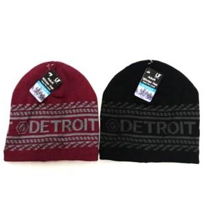 WINTER HAT #10072 DETROIT