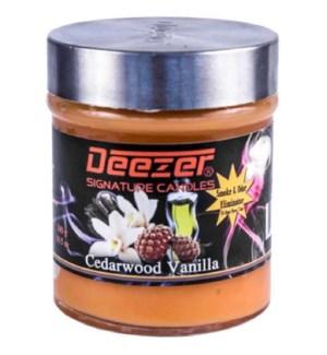 DEEZER CANDLE #770 CEDARWOOD VANILLA