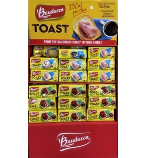 BAUDUCCO TOAST ORIGINAL WHEAT