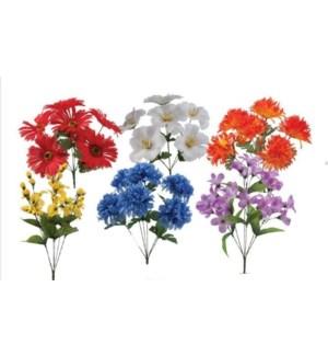 FLOWERS #15051 SPRING BUSH ASSORTMENT