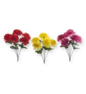 FLOWERS #15097 POM POM BUSH