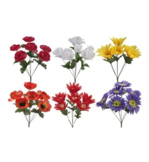 FLOWERS #15093 SPRING BUSH ASSORTMENT