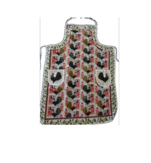 KITCHEN APRON #CV78050 ASST