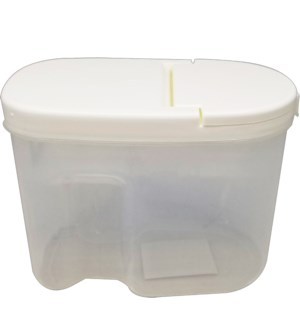 FOOD CONTAINER #CH30047 PLASTIC
