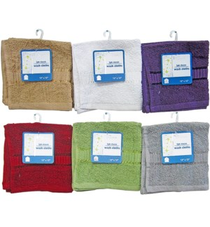 WASH CLOTH #PA76005