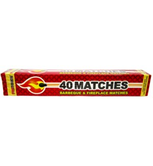MATCHES BOX BBQ #IN81750 PROTOUCH