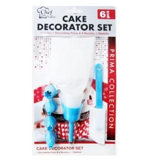 CAKE DECORATOR #CH82107 SPATULA NYLON