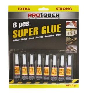 8PK SUPER GLUE #CH82173