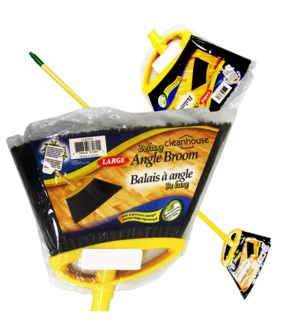 BROOM #CH87081 DELUXE LARGE ANGLE