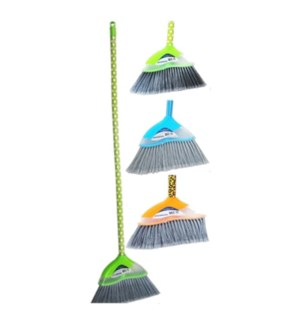 ANGLE BROOM #CH87090 CLEAR/PRINTED