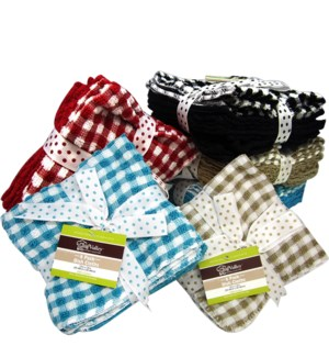 DISH CLOTH #PA87438 SET