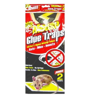 MOUSE GLUE TRAPS #CH90016 JUMBO