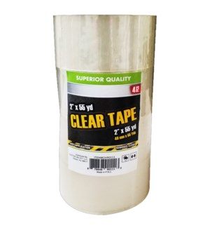 PACKING TAPE #CH90111 CLEAR