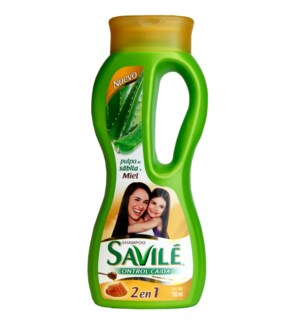 SAVILE SHAMPOO 2IN1