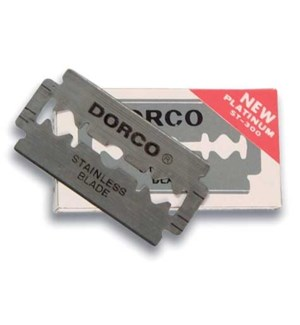 DORCO DOUBLE BLADE ST-301 STAINLESS