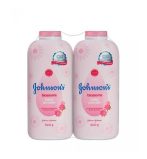 JOHNSON'S BABY POWDER BLOSSOM #0835