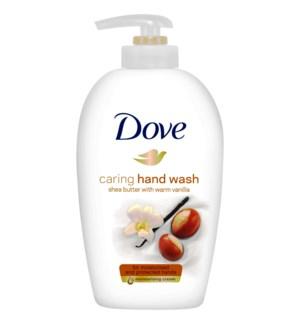 DOVE HAND SOAP #36442 SHEA BUTTER & VANILA