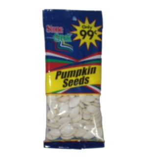 STONE CREEK NUTS #SC9907 PUMPKIN SEEDS