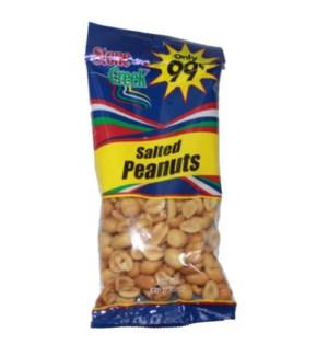 STONE CREEK NUTS #SC9908 SALTED PEANUTS