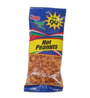 STONE CREEK NUTS #SC9910 HOT PEANUTS