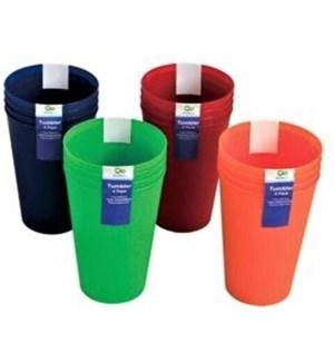 DO #1336N PLASTIC CUP/ASST