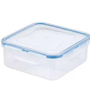 DO #2034 CLIP CONTAINER W/LID, SQUARE