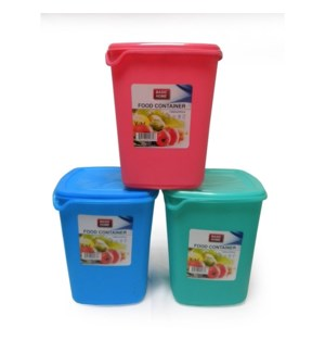 DO #2082 FOOD CONTAINER, ASST