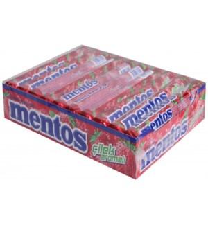 MENTOS #003658 STRAWBERRY