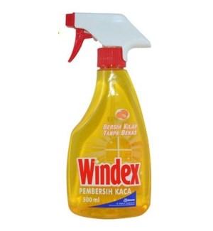WINDEX #508 LEMON GLASS CLEANER-MR M