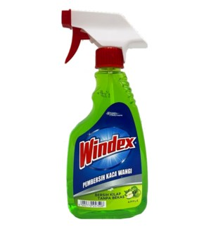 WINDEX #503 APPLE GLASS CLEANER-MR M