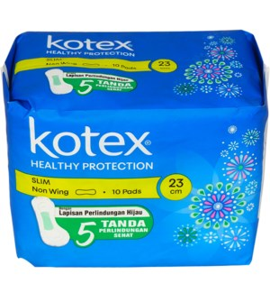 KOTEX #80569 SMOOTH SLIM NON WINGS