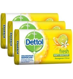 DETTOL BAR SOAP #7462 FRESH