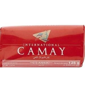 CAMAY #59496 RED BAR SOAP