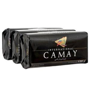 CAMAY BLACK CLASSIC BAR SOAP