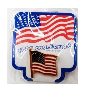 USA DM #PIN-USA AMERICAN FLAG PIN