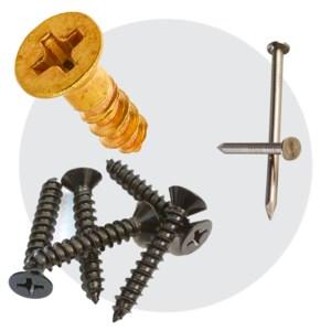 Screws & Nails