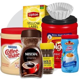 Tea, Coffee, Creamers