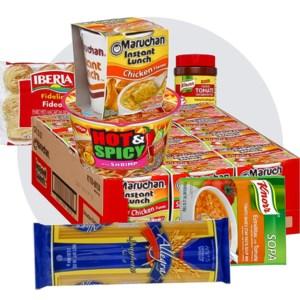 soups & pasta