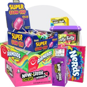 CHEWS AND SWEETS