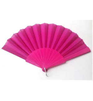 HAND FAN #DFY101 PLAIN, ASST